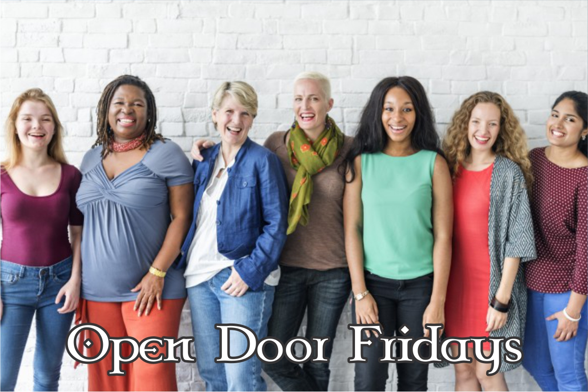 open door fridays